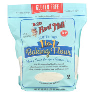 Bob's Red Mill - Baking Flour 1 To 1 - Case of 4-44 oz