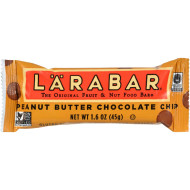 Larabar - Peanut Butter Chocolate Chip - Case Of 16 - 1.6 Oz