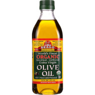 Bragg Olive Oil - Organic - Extra Virgin - 16 Oz - 1 Each