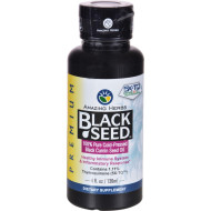 Amazing Herbs Black Seed Oil - 4 Fl Oz