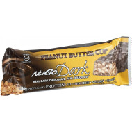 Nugo Nutrition Bar - Dark - Peanut Butter Cup - 1.76 Oz - Case Of 12