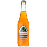 Jarritos Mandarina Soft Drink Pack Of 6 - 12.5 Oz
