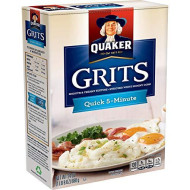 Quaker Quick 5 Minute Grits, 24oz Box