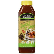 World Harbors Sauce Sweet 'n Sour - 16 fl oz