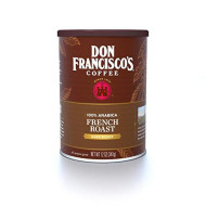 Don Francisco's Ground French Dark Roast Coffee (12-ounce can)