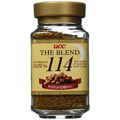UCC The Blend 114 Instant Coffee 3.17 Ounce
