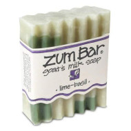 Zum Soap Bar Lime Basil, 3 Oz
