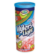 Wyler'S Light Sugar Free Drink Mix, Kiwi-Strawberry, 12- 1.69Oz Canister (Pack Of 12)
