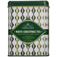 White Christmas, 20 Sachets in Decorative Tin by Harney & Sons