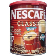 Nescafe Classic Instant Greek Coffee Decaf, 7-Ounce Cans