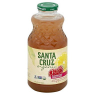 Santa Cruz Organic Raspberry Lemonade, 1 Quart