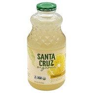 Santa Cruz Organic Original Lemonade, 1 Quart