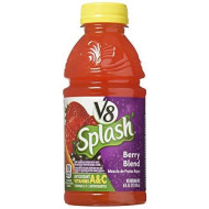 V8 Splash Berry Blend, 16 Oz. Bottle