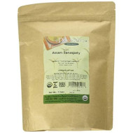 Davidson's Tea Bulk, Organic Assam Banaspaty Estate Tea 1 Pound Bag