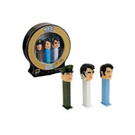 Pez Candy Elvis Presley Limited Edition Pez Dispensers With Cd