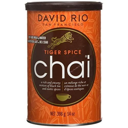 David Rio Mix, Tiger Spice, 14 Ounce (Pack of 1)