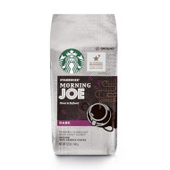 Starbucks Morning Joe Gold Coast Dark Roast Ground Coffee, 12 Ounce (Pack of 1)