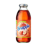 Snapple Apple Fruit Juice, 16 Ounce (6 Plastic Bottles)