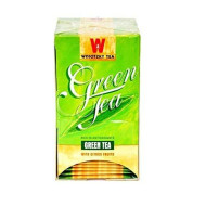 Wissotzky Tea Green Tea With Citrus Fruits, 20/1.06 Oz