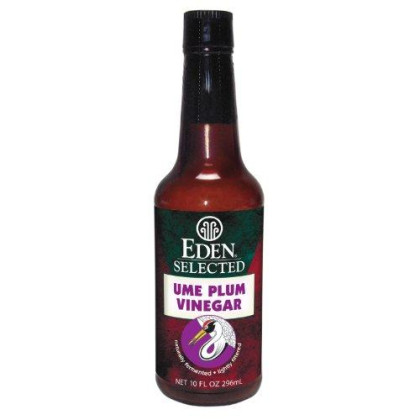 Eden Foods, Vinegar Plum Ume, 10 Fl Oz