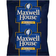 Maxwell House Ground Coffee (1.4oz Bags, Pack of 42)
