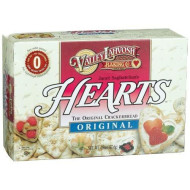 Valley Lahvosh Hearts Crackerbread, Original, 4.5-Ounce Boxes (Pack Of 12)