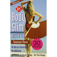 Uncle Lee's Tea, Body Slim Dieter Tea, Cinnamon, 30-Count (Pack of 6)