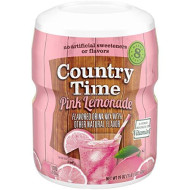 Country Time Pink Lemonade Drink Mix, Makes 8 Quarts (Pack of 6)