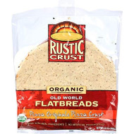 Rustic Crust Old World Flatbreads Pizza Originale Pizza Crust Organic, 13.0 Ounce