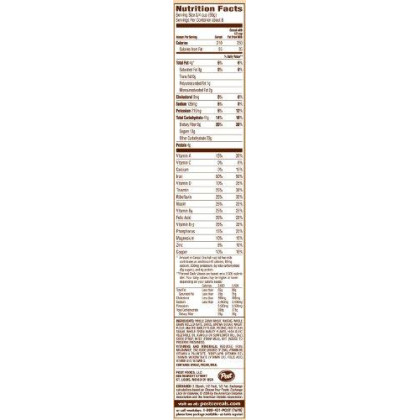 Post Selects Great Grains Raisin, Date & Pecan Cereal, 16-Ounce Box (Pack of 7)