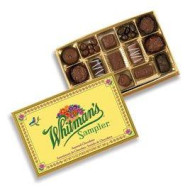 Whitman's Sampler Assorted Chocolates, 12 oz. Box