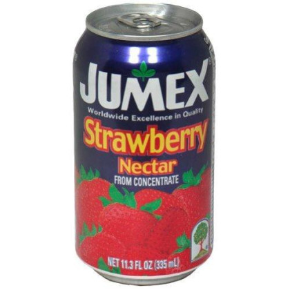 Jumex Nectar Strawberry, 11.3-Ounce (Pack of 24)