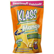 Klass Time Listo Mango, 15.9-Ounce (Pack of 6)