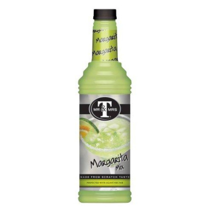 Mr. & Mrs. T Margarita Mix, 33.8100-Ounces (Pack Of6)