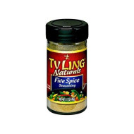 Ty Ling Five Spices Seasoning, 1.7 Ounce - 6 Per Case.