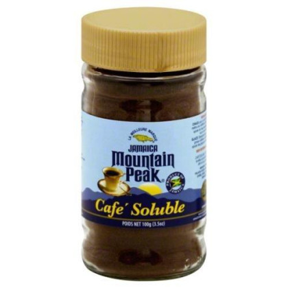 Mountain Peak, Coffee Instant, 3.5-Ounce (24 Pack)