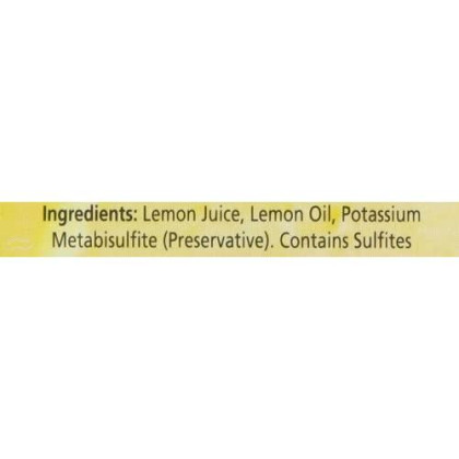 DeLallo Juice, Lemon, 6.75-Ounce Plastic Containers (Pack of 12)