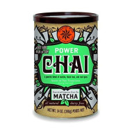 David Rio Power Chai With Matcha, 14 Ounce (Pack of 1)