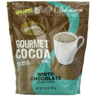 DaVinci Gourmet Gourmet Cocoa White Chocolate Blended Drink Mix, 2 Pounds