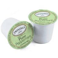 Twinings of London Pure Peppermint Tea K-Cups for Keurig (48 Count)