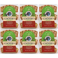 Almondina Almond Cookies, Almonduo, 4-Ounce Package (Pack Of 6)