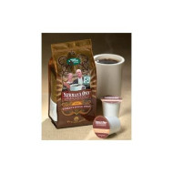 Newman's Own Organic Special Decaf Ground Coffee, 10-Ounce Bag (Pack of 6)