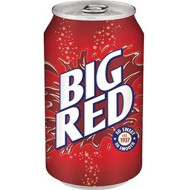 Big Red Soda, 12 Ounce (24 Cans)