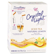 Krf00757 - Crystal Light On-The-Go Iced Tea Mix Sticks