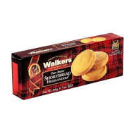 Walkers Shortbread Highlanders Cookies, 7 Ounces