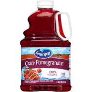 Cran Pomegranate Cranberry Pomegranate Juice Drink, 3 Liter -- 6 per case.
