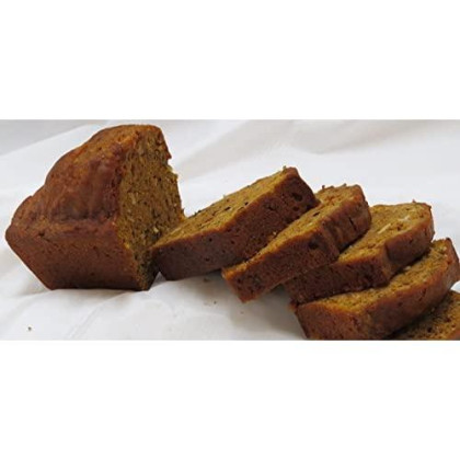 Pumpkin Nut Bread - 1 lb Loaf - Homemade by the Amish