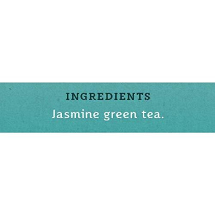 Stash Tea Jasmine Blossom Green Tea 100 Count Box of Tea Bags in Foil