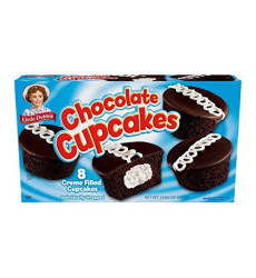 Little Debbie Chocolate Cupcakes, 8 Cupcakes, 14.83 Oz
