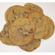 Scott's Cakes Chocolate Chip Cookies in a 1 Pound White Box